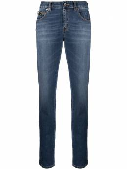 Just Cavalli STCA appliqué slim-fit jeans S02LA0240N31901