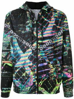 Alg куртка Chimpa Glitch 0120045
