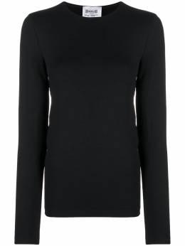 Wolford футболка Velvet Sensation с длинными рукавами 57143