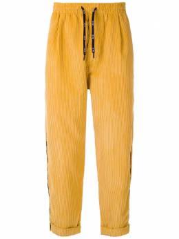 Alg укороченные вельветовые брюки 0120061