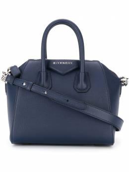 Givenchy мини сумка-тоут 'Antigona' BB05114012