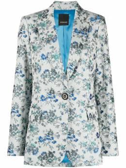 Pinko floral-jacquard blazer 1G15MD8438IG4
