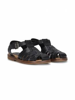 Dolce & Gabbana Kids T-bar buckle-fastening sandals DA0924A1188