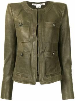 Veronica Beard приталенная куртка 2012LT0041713