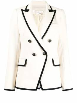 Veronica Beard contrasting trim blazer 2012CR0051513