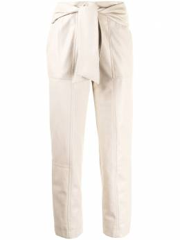 Jonathan Simkhai брюки с завязками 5204011L
