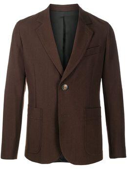 Ami Paris однобортный пиджак E21HV015272
