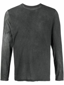 Uma Wang round neck knitted jumper UM1535UW380