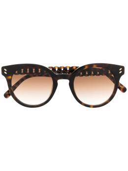 Stella Mccartney Eyewear chain-detail sunglasses SC0234S002