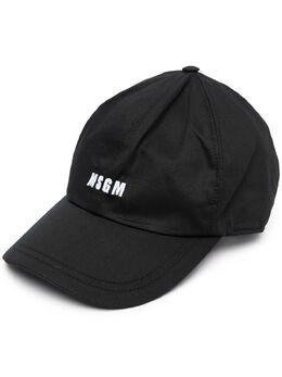 MSGM logo-embroidered baseball cap 3041MDL03217284