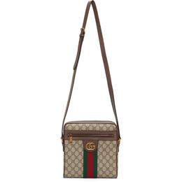 Gucci Beige GG Small Ophidia Messenger Bag 547926 96IWT
