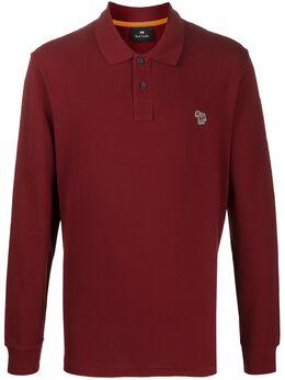 Ps by Paul Smith рубашка поло с длинными рукавами M2R115LZE20067