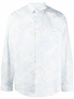 Jacquemus рубашка La Chemise Simon с принтом 215SH01215113143