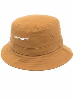 Carhartt Wip панама с вышитым логотипом I02621704