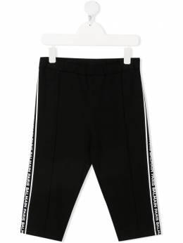 Balmain Kids спортивные брюки с логотипом 6O6179OB690