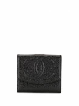 Chanel Pre-Owned кошелек 1998-го года с логотипом interlocking CC 5304357