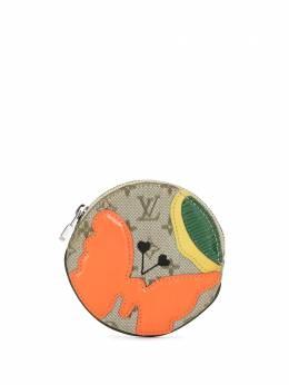 Louis Vuitton круглый кошелек для монет Porte Monnaie 2002-го года M92461