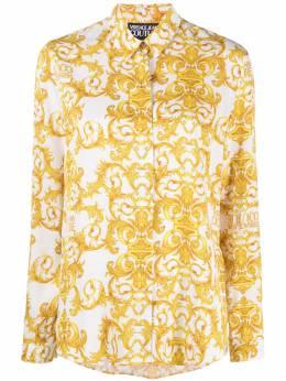 Versace Jeans Couture рубашка с принтом Baroque B0HWA628S0990