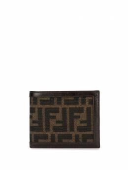 Fendi Pre-Owned бумажник с узором Zucca 228931011009
