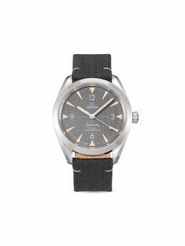 Omega наручные часы Seamaster Railmaster pre-owned 40 мм 2020-го года 22012402001001