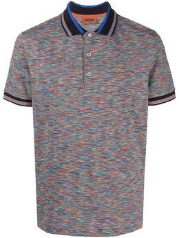 Missoni рубашка поло с вышивкой MUL00007BJ001G