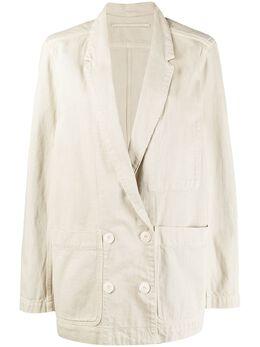Lemaire straight-cut blazer W211JA224LD034