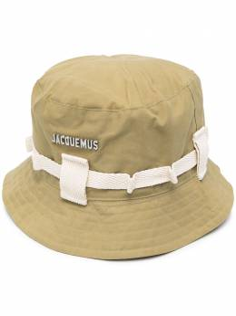Jacquemus панама Le Bob Grain 215AC13215504550