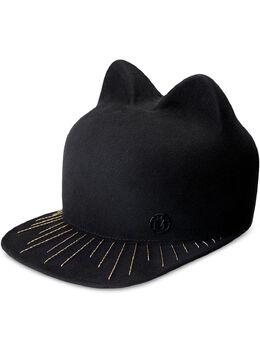 Maison Michel кепка Jamie 1027054001