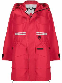 Canada Goose Angel Chen hooded parka 8808MC