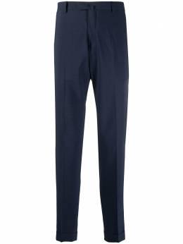Briglia 1949 брюки строгого кроя со складками BG03S32082