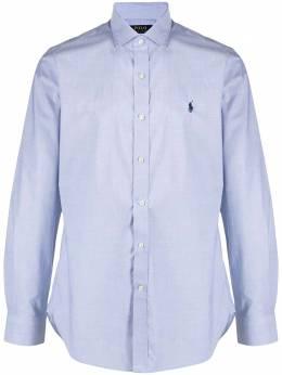 Polo Ralph Lauren рубашка с вышитым логотипом 712827064