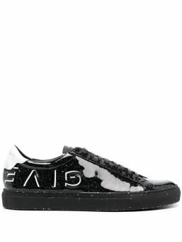 Givenchy кеды на шнуровке BH001DH0T7
