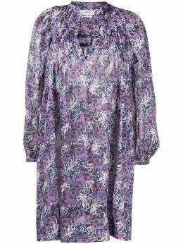 Isabel Marant Etoile платье с цветочным принтом RO159121P009E