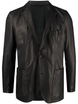 Tagliatore однобортный пиджак ASE2104CAGE