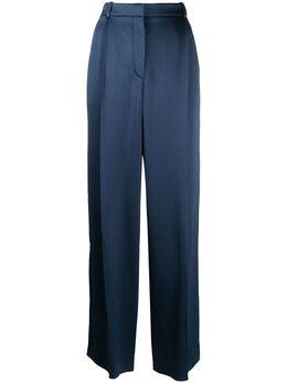 Nina Ricci брюки широкого кроя с завышенной талией 21PCPA003VI0480U4298