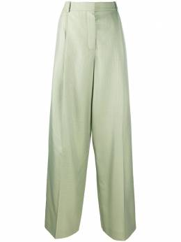 Nina Ricci широкие брюки с завышенной талией 21PCPA003VI0481U5128