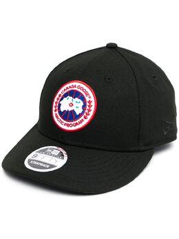 Canada Goose кепка с вышитым логотипом CG5419M