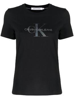 Calvin Klein Jeans футболка из органического хлопка с логотипом J20J215316