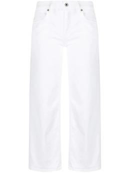 Dondup укороченные джинсы широкого кроя DP500BS0030DPTD