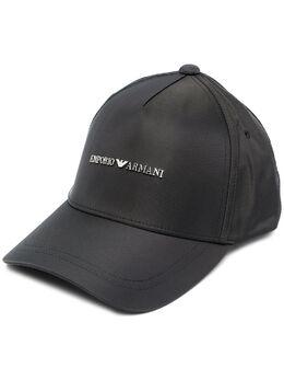 Emporio Armani кепка с логотипом 6275691P559