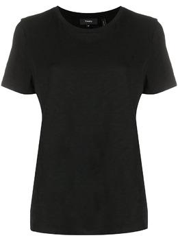 Theory футболка из органического хлопка с короткими рукавами K0324517