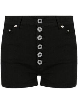 Dondup джинсовые шорты с завышенной талией DP277BBS0030DPTD