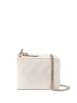 Sandro quilted leather mini bag SFAPM00124