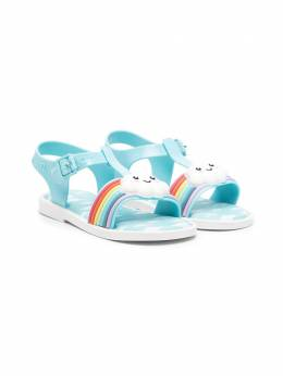 Mini Melissa сандалии Rainbow Cloud 33224