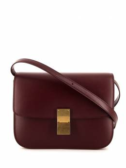 Celine Pre-Owned сумка на плечо Classic Box pre-owned 367746