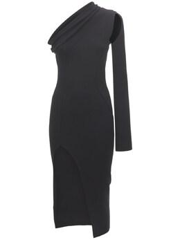 Платье Athena Стрейч Rick Owens 73IACG034-MDk1