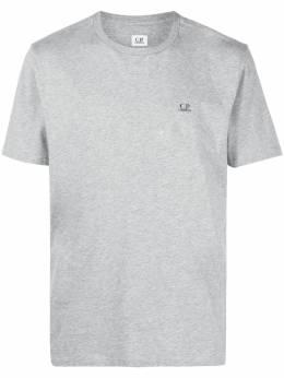 C.P. Company футболка с логотипом 10CMTS039A005100W