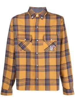 Billionaire Boys Club рубашка в клетку B20420