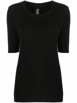 Thom Krom футболка с рукавами три четверти WTS406