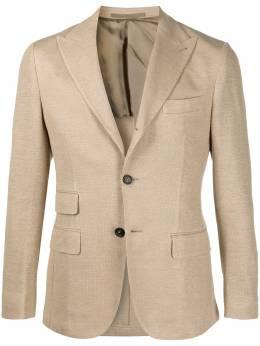 Eleventy пиджак строгого кроя C70GIAB04TES0C117
